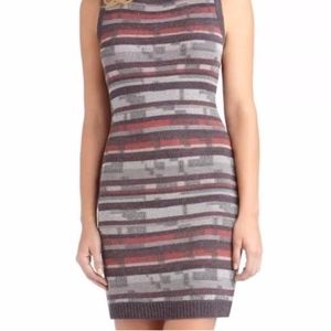 RACHEL Rachel Roy Bodycon Sleeveless Sweater Dress